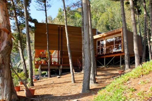 Casa Laguna Verde I Altamirano Armanet Arquitectos