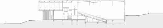 centro cultural pontault combault archi5 plataforma arquitectura. Black Bedroom Furniture Sets. Home Design Ideas
