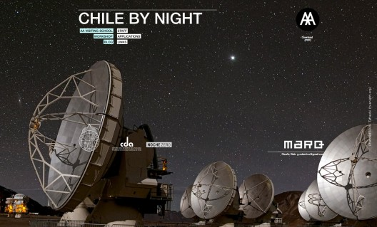 Workshop: Chile by Night – Architectural Association / MARQ 2013