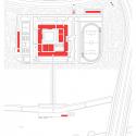 Haileybury Astana School / Çinici Mimarlık Emplazamiento 01