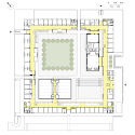Haileybury Astana School / Çinici Mimarlık Planta Nivel Suelo 01