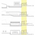 Haileybury Astana School / Çinici Mimarlık Cortes 03