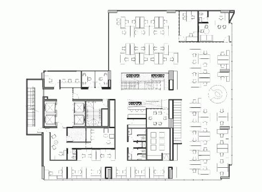 Rt105 ideas y dise o estudio de arquitectura oficinas for Oficinas planta arquitectonica