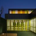 Centro de Educación Infantil La Pañoleta / Antonio Blanco Montero © Fernando Alda