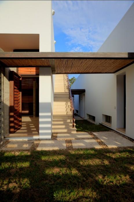 Condominio el paso de la carrera cavanzo arquitectura for Materias de la carrera arquitectura