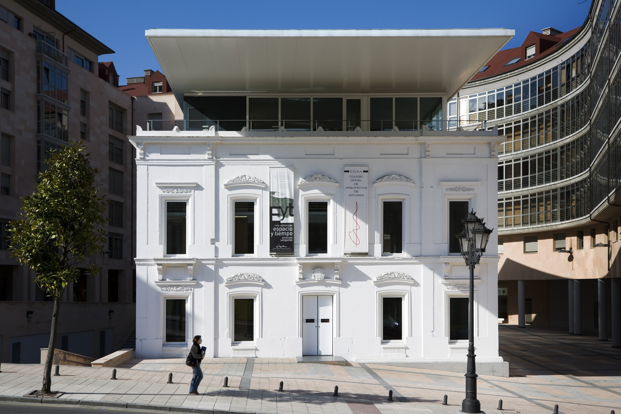 5099449328ba0d03f00001da sede del colego oficial de arquitectos de asturias en oviedo ru z - Arquitectos en oviedo ...