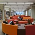 McHenry Library / Marcel Breuer © Chad Ziemendorf
