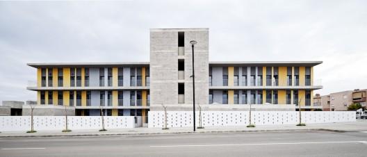 Viviendas de protecci n oficial vora arquitectura plataforma arquitectura - Casas proteccion oficial ...