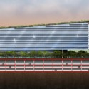 World Green Center / cCe arquitectos + Andreu arquitectos Corte