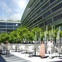 World Green Center / cCe arquitectos + Andreu arquitectos Cortesía de cCe arquitectos + Andreu arquitectos
