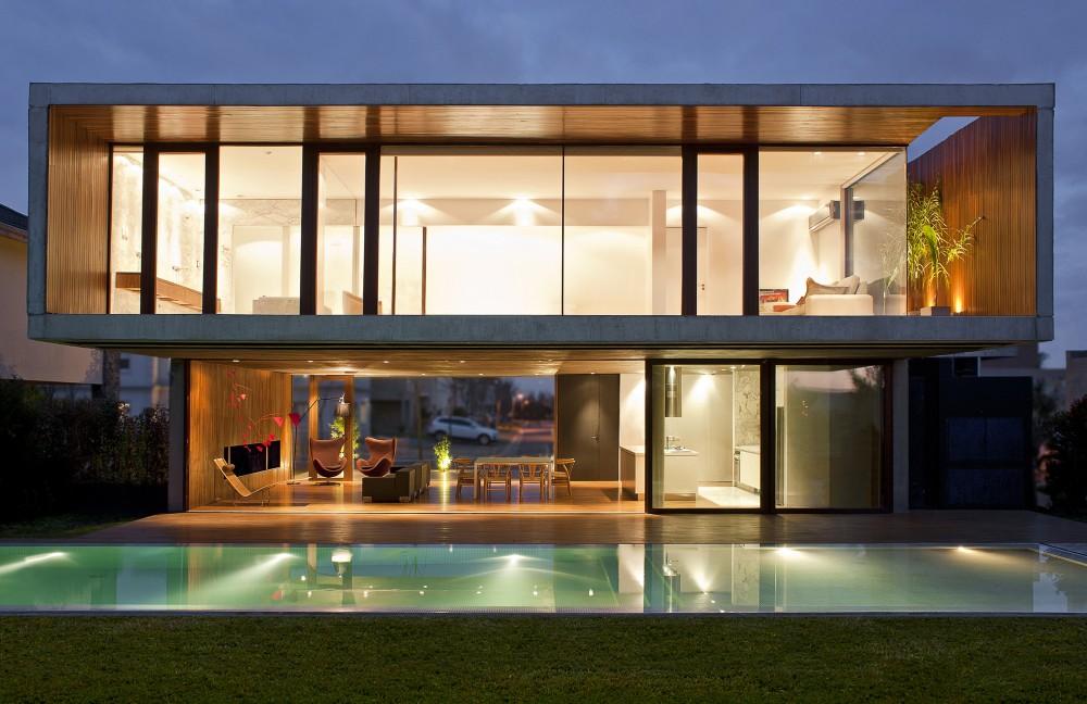 Casa ff / fritz + fritz arquitectos casa ff / fritz + fritz