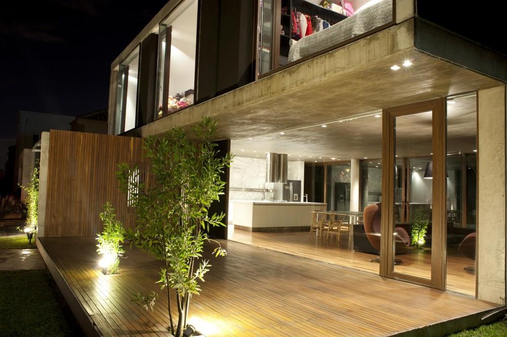 Arquitectura Argentina: Casa FF