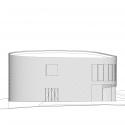 Lordelo Pharmacy / José Carlos Cruz - Arquitecto Elevación este