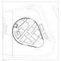 Lordelo Pharmacy / José Carlos Cruz - Arquitecto Planta primer nivel