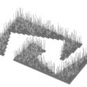 LEDscape / LIKEarchitects Axonométria
