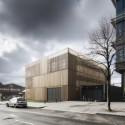Saint Denis Archives Building / Antonini + Darmon Architectes Cortesía de Antonini + Darmon Architectes