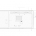 Saint Denis Archives Building / Antonini + Darmon Architectes Planta Techos