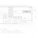 Saint Denis Archives Building / Antonini + Darmon Architectes Planta Baja