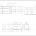 Edificio Fray León / Jorge Figueroa + Asociados Elevación 02