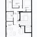 Residential Building in Cieza / Xavier Ozores Planta Atico