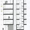 Residential Building in Cieza / Xavier Ozores Corte