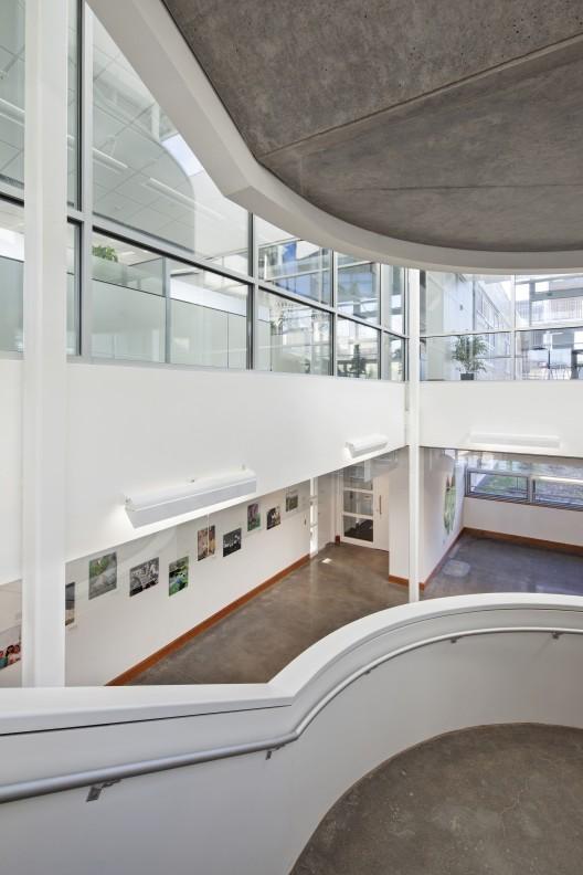 Centro De Paisajes Sostenibles The Design Alliance