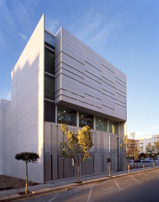 Arquitectura ingenier a y construcci n centro servef de empleo de novelda calatayud navarro - Trabajo arquitecto madrid ...