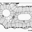 AD Classics: Casa Milà / Antoni Gaudí Estructura de Techo (via greatbuildings.com)