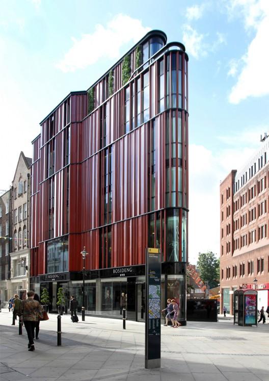 Edificio South Molton Street / DSDHA
