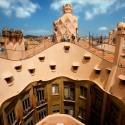 AD Classics: Casa Milà / Antoni Gaudí © Gideon Jones