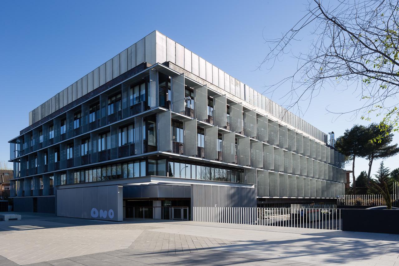 520ad095e8e44ec85500002c ono corporate headquarters acxt arquitectos 130409 i ono - Arquitectos interioristas madrid ...