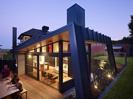 Vivienda en Kew / Nic Owen Architects