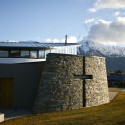Wanaka Catholic Church / Sarah Scott Architects Ltd © Karen Dennis
