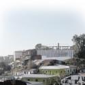 Segundo Lugar Concurso Nacional Reconversión Sitio Estanque: Weber_Bergh Taller de Arquitectura Cortesía de Weber_Bergh Taller de Arquitectura