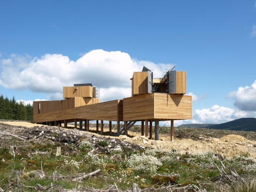 Observatorio Kielder / Charles Barclay Architects