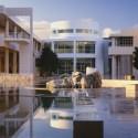 Happy Birthday Richard Meier! The Getty Center, Los Angeles, California. Imagen © Scott Frances, Cortesía de Richard Meier & Partners
