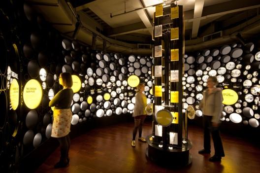 Centro de Innovación Bezos / Olson Kundig Architects