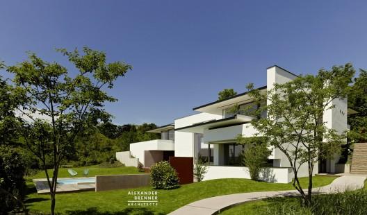 casa vista alexander brenner architects planos de casas gratis. Black Bedroom Furniture Sets. Home Design Ideas