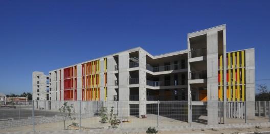 Colegio San Andres 2 / Gubbins Arquitectos
