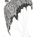 """Arte e Arquitetura: """"A Persistência do Traço"""" por André Rocha Soajo © André Rocha"""