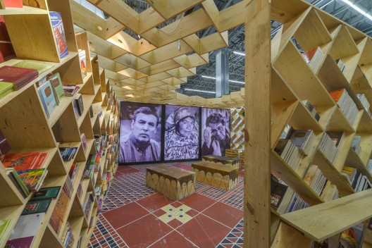 Stand Colectivo Chihuahua  / Santos Arquitectura