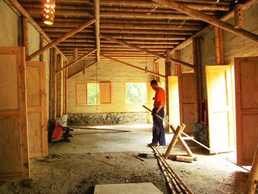 Escuela de bambú, fundación escuela para la vida.