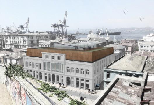 Gubbins Arquitectos diseñará edificio institucional de MINVU SERVIU, Valparaíso