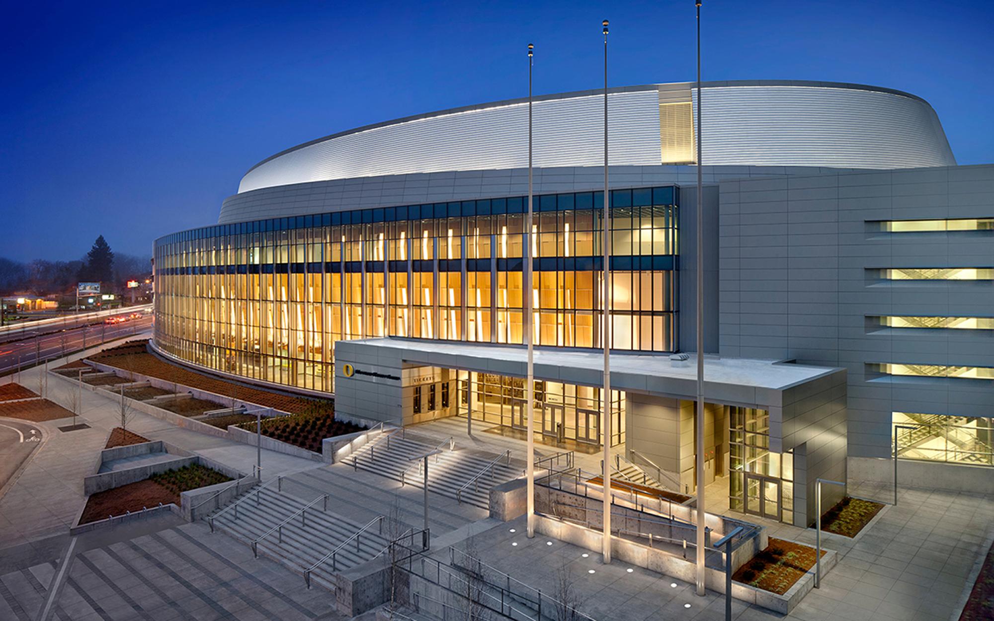 Matthew Knight Arena / TVA Architects