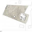Stupet, refugium by a staircase / Petra Gipp Arkitektur Plano de Situaciones
