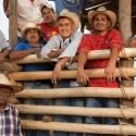 """""""La Petatera"""" en México: una plaza de toros temporal de madera, cuerdas y petates © Mario Hernández Barreda"""