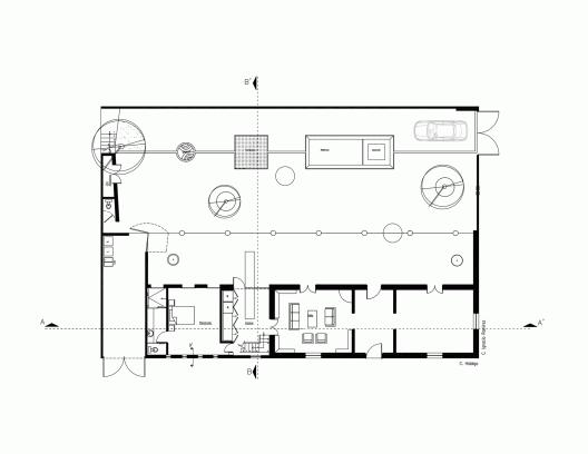Casa Tabique Tac Taller De Arquitectura Contextual