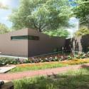 Primer Lugar Concurso Parque de Ciudad-Neiva / Colombia Museo. Image Cortesía de Obraestudio + Riqueza