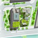 Le Carré en Seine / PietriArchitectes Plan Maestro