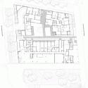 Le Carré en Seine / PietriArchitectes Planta Nivel de Suelo